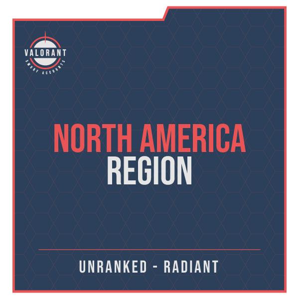 North America Valorant Account