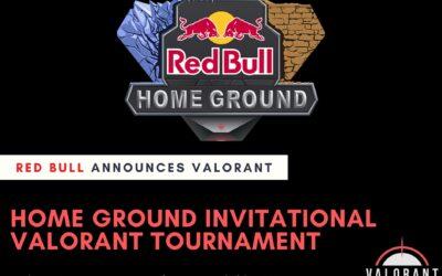Red Bull announces Valorant 'Home Ground' Invitational Tournament