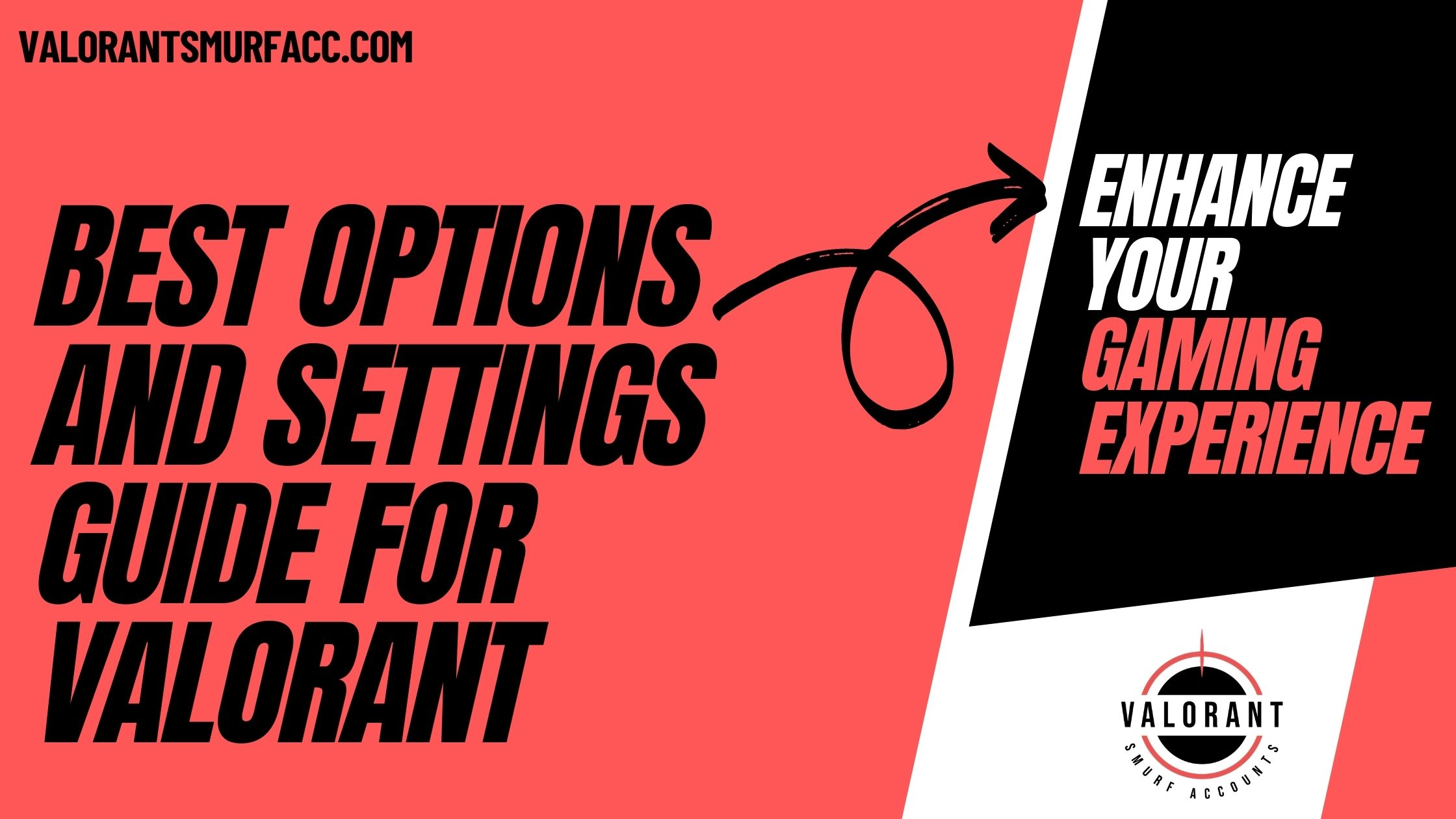 Best Options And Settings Guide for Valorant
